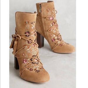 Sam Edelman Winnie booties Anthropologie